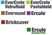 EcoBeton Produkte