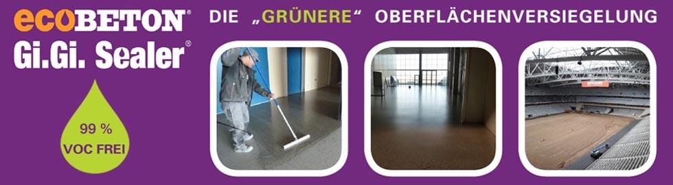 Gi.Gi. Sealer® – Oberflächen-Versiegelung