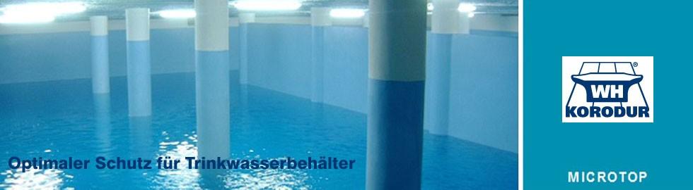 Optimaler Trinkwasser-Schutz