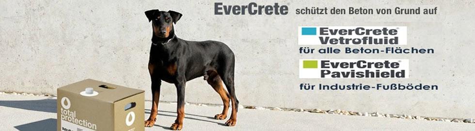 EverCrete® Vetrofluid & EverCrete® Pavishild