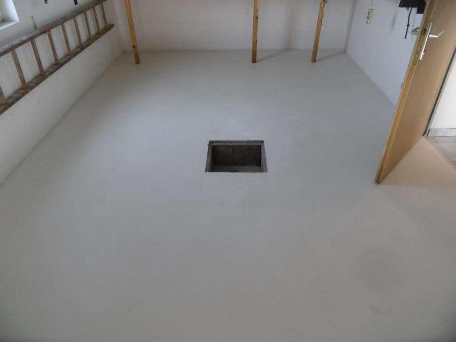 Garage – Sanierung
